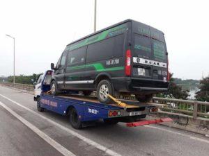 Cứu hộ Ô tô Hưng Yên Xe Ford Transit
