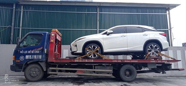 Cứu hộ ô tô Phổ Yên Thái Nguyên