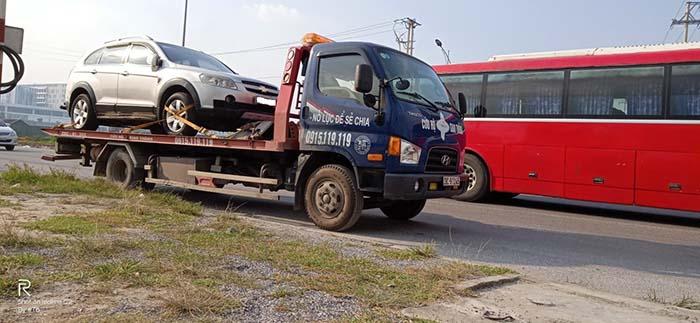 Cứu hộ giao thông Bắc Ninh