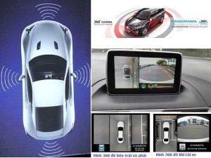 Camera 360 ô tô là gì