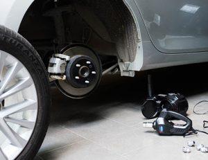 cách kiểm tra, bảo dưỡng phanh ô tô